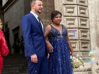 Le nozze di Federica e Francesco 1