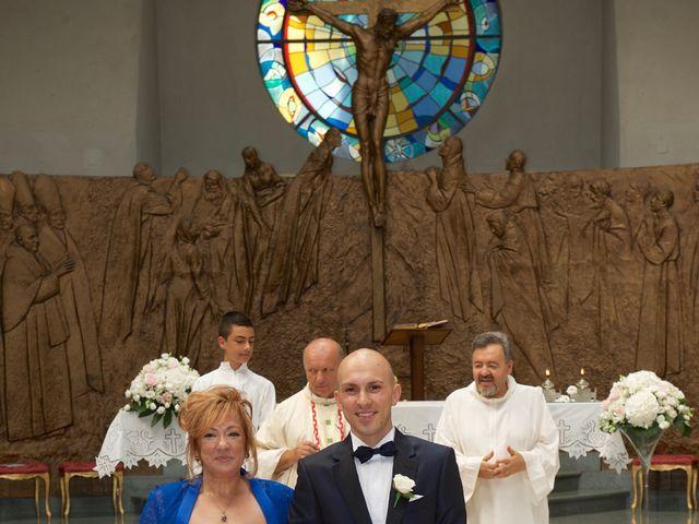 Il matrimonio di Matteo e Federica a Pescara, Pescara 8