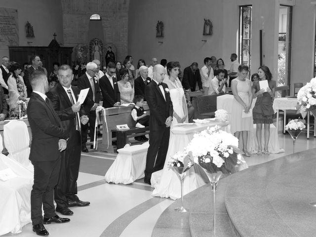 Il matrimonio di Matteo e Federica a Pescara, Pescara 9