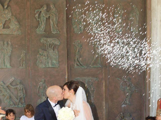 Il matrimonio di Matteo e Federica a Pescara, Pescara 14