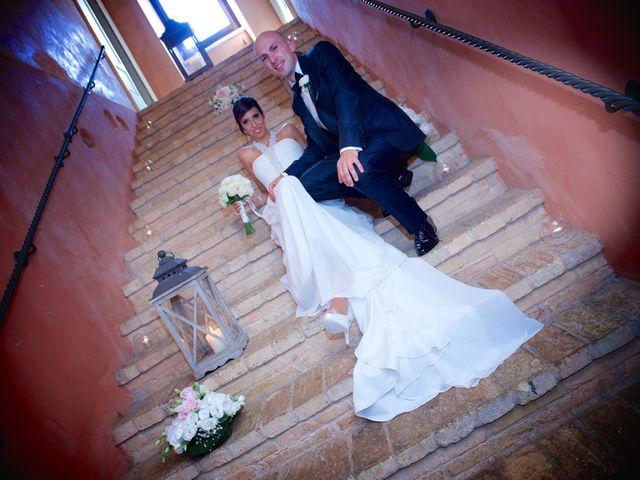 Il matrimonio di Matteo e Federica a Pescara, Pescara 15