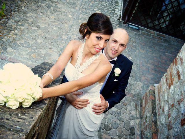 Il matrimonio di Matteo e Federica a Pescara, Pescara 17