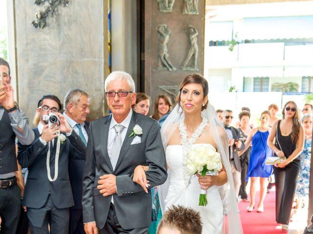 Il matrimonio di Matteo e Federica a Pescara, Pescara 21