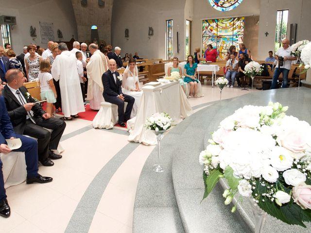 Il matrimonio di Matteo e Federica a Pescara, Pescara 22