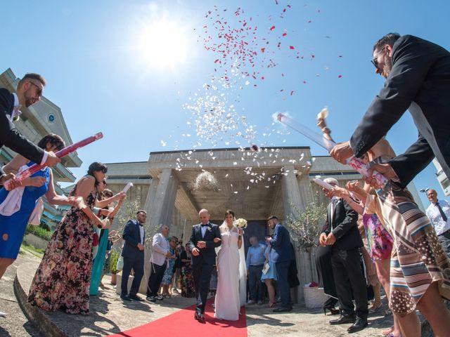 Il matrimonio di Matteo e Federica a Pescara, Pescara 1