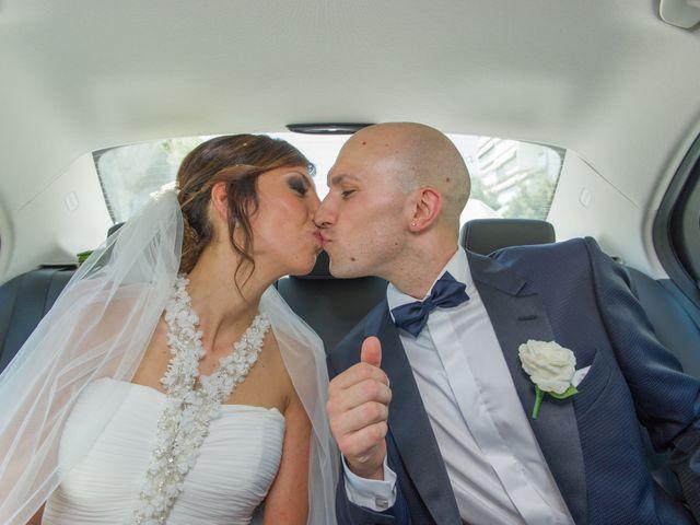 Il matrimonio di Matteo e Federica a Pescara, Pescara 23