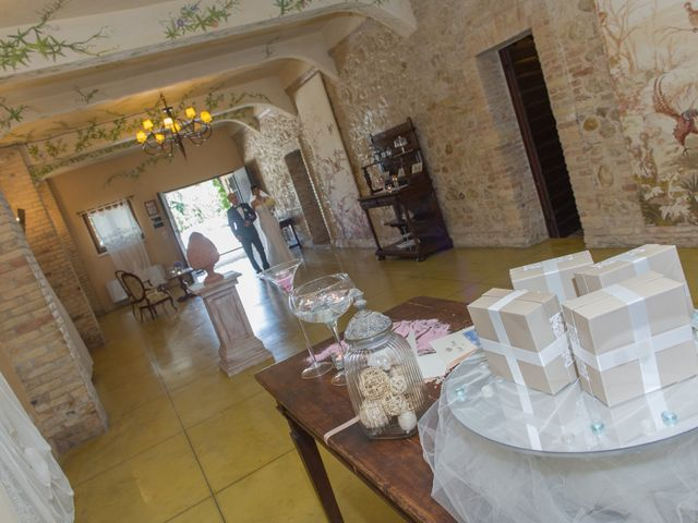 Il matrimonio di Matteo e Federica a Pescara, Pescara 24