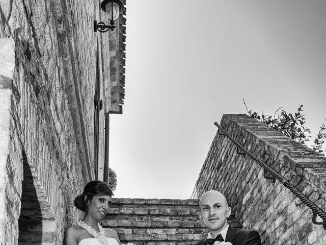 Il matrimonio di Matteo e Federica a Pescara, Pescara 26