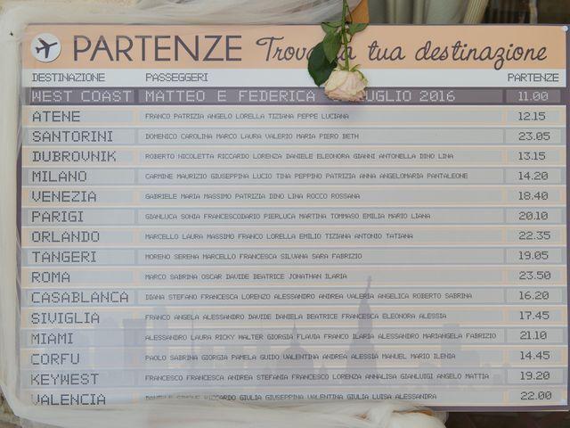 Il matrimonio di Matteo e Federica a Pescara, Pescara 27