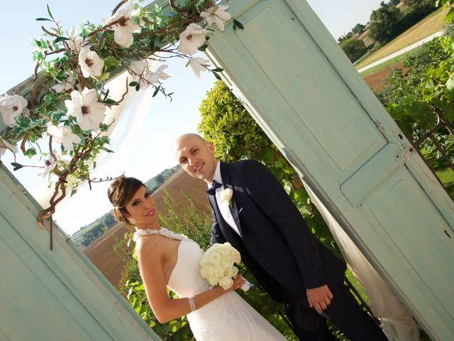 Il matrimonio di Matteo e Federica a Pescara, Pescara 30