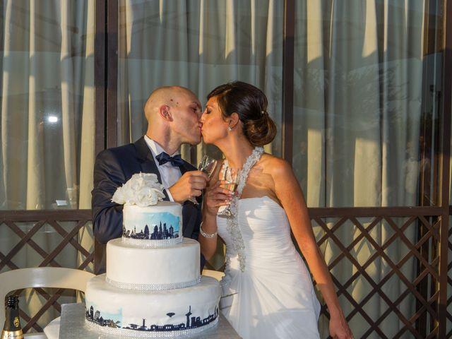 Il matrimonio di Matteo e Federica a Pescara, Pescara 31