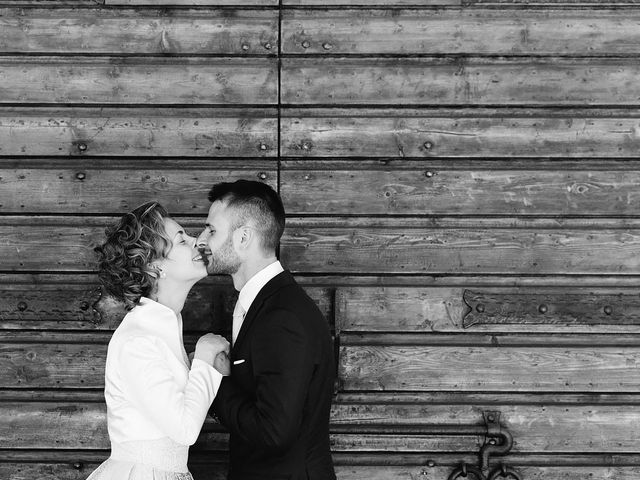 Le nozze di Maria Grazia e Michele