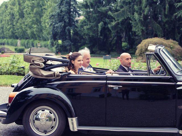 Il matrimonio di Mario e Martina a Carvico, Bergamo 46