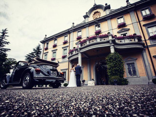 Il matrimonio di Mario e Martina a Carvico, Bergamo 51