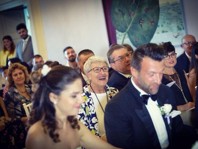 Il matrimonio di Mario e Martina a Carvico, Bergamo 58