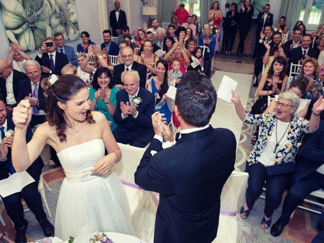 Il matrimonio di Mario e Martina a Carvico, Bergamo 60