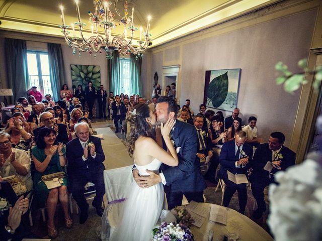 Il matrimonio di Mario e Martina a Carvico, Bergamo 61