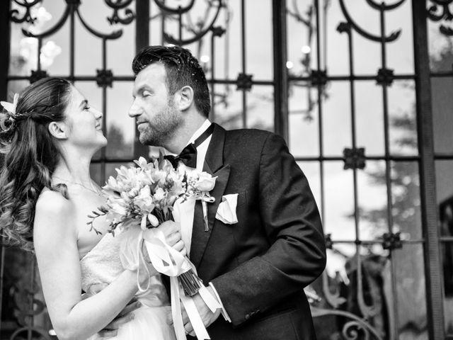 Il matrimonio di Mario e Martina a Carvico, Bergamo 64