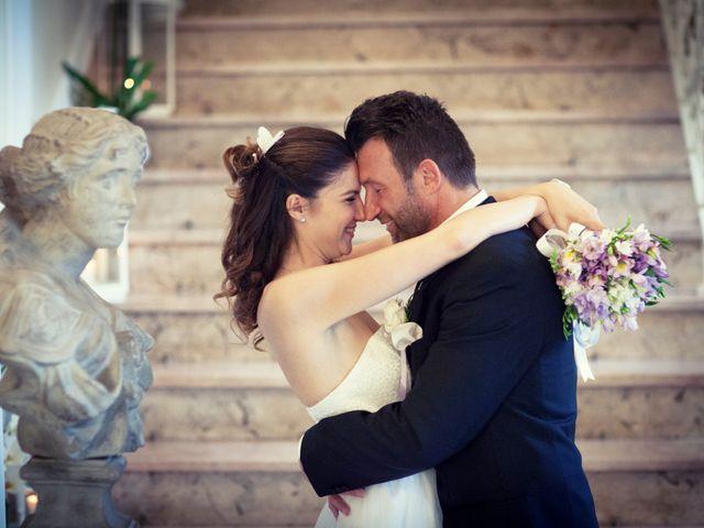 Le nozze di Martina e Mario