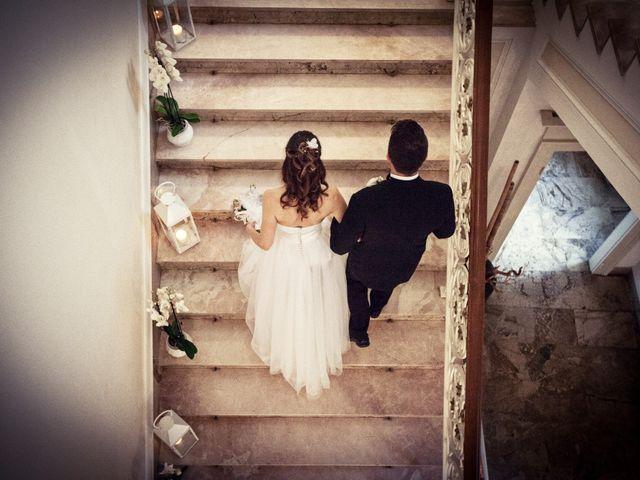 Il matrimonio di Mario e Martina a Carvico, Bergamo 74