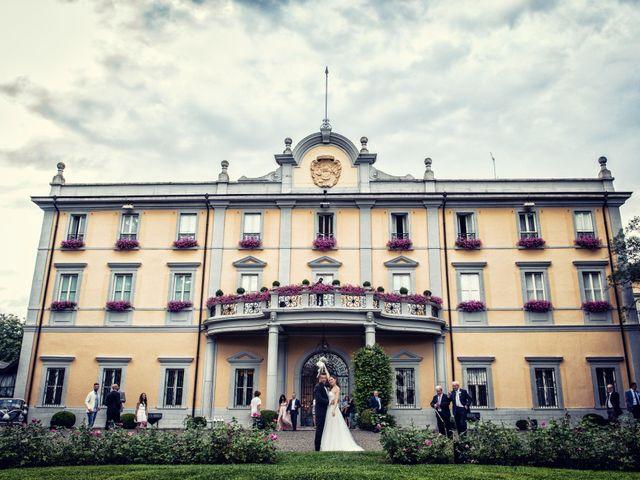 Il matrimonio di Mario e Martina a Carvico, Bergamo 77