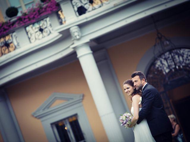 Il matrimonio di Mario e Martina a Carvico, Bergamo 79