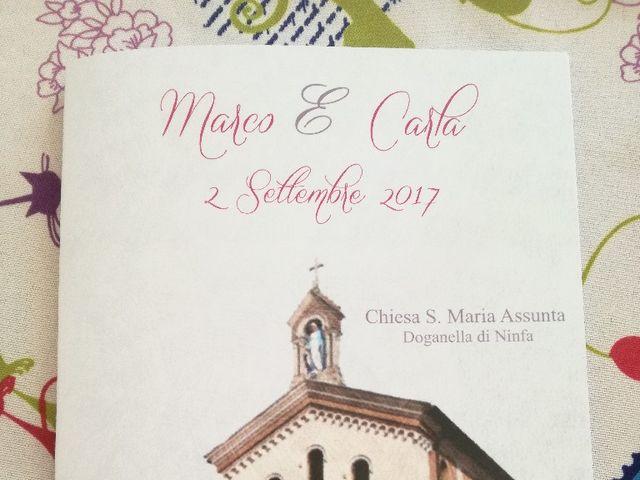 Il matrimonio di Marco e Carla a Cisterna di Latina, Latina 28