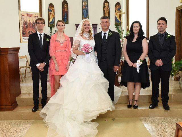 Il matrimonio di Marco e Carla a Cisterna di Latina, Latina 35