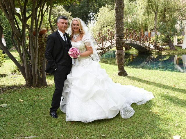 Il matrimonio di Marco e Carla a Cisterna di Latina, Latina 43