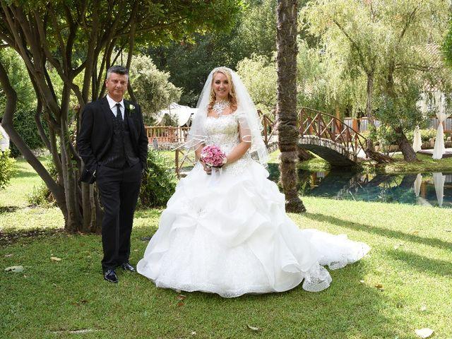 Il matrimonio di Marco e Carla a Cisterna di Latina, Latina 44