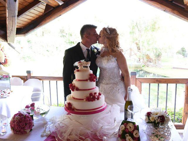 Il matrimonio di Marco e Carla a Cisterna di Latina, Latina 73