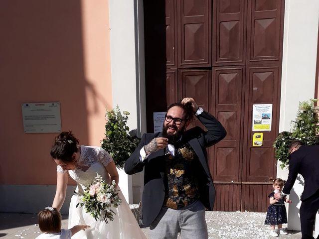 Il matrimonio di Gian Mario e Sara a Finale Emilia, Modena 17