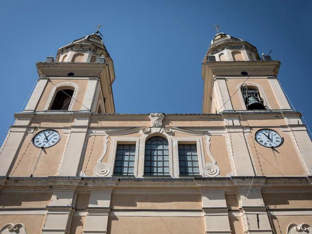 Il matrimonio di Mirko e Federica a Arenzano, Genova 15