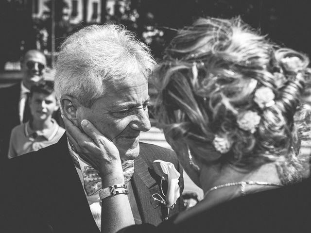 Il matrimonio di Mirko e Federica a Arenzano, Genova 17