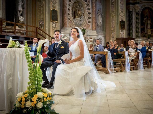 Il matrimonio di Mirko e Federica a Arenzano, Genova 20