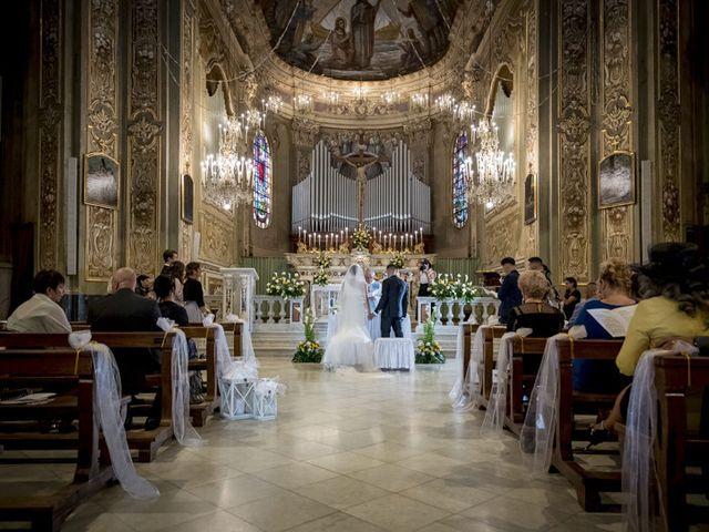 Il matrimonio di Mirko e Federica a Arenzano, Genova 21