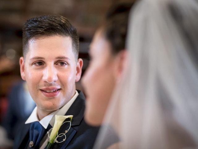 Il matrimonio di Mirko e Federica a Arenzano, Genova 23