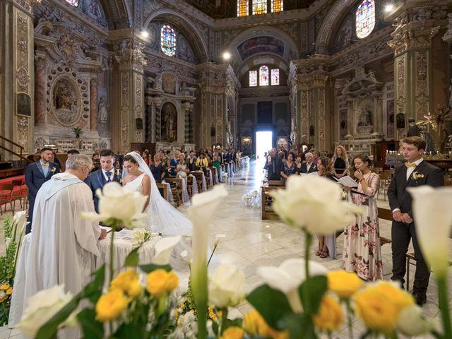 Il matrimonio di Mirko e Federica a Arenzano, Genova 24