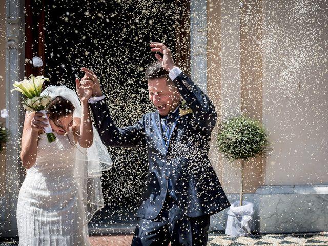 Il matrimonio di Mirko e Federica a Arenzano, Genova 25
