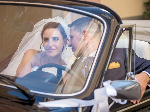 Il matrimonio di Mirko e Federica a Arenzano, Genova 30