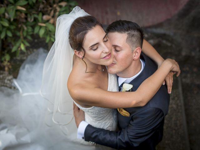 Il matrimonio di Mirko e Federica a Arenzano, Genova 35