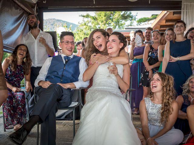 Il matrimonio di Mirko e Federica a Arenzano, Genova 44