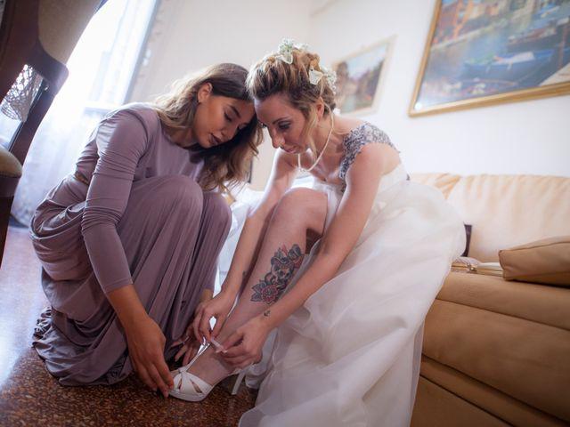 Il matrimonio di Fabrizio e Sara a Genova, Genova 13