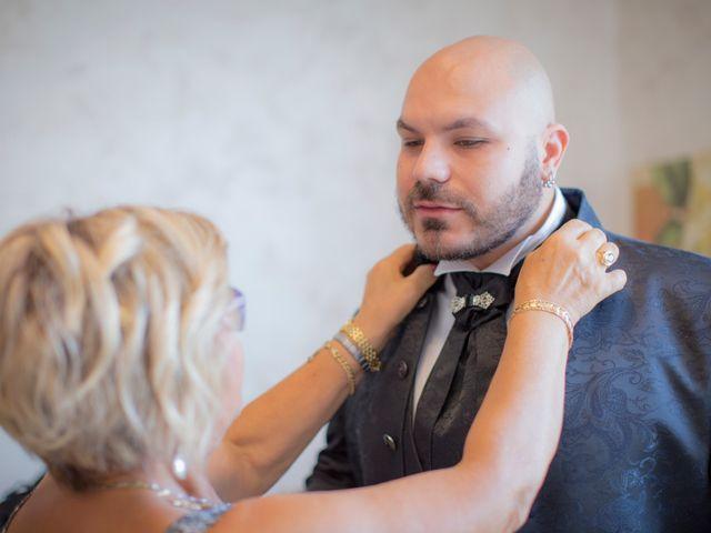 Il matrimonio di Fabrizio e Sara a Genova, Genova 14