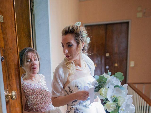 Il matrimonio di Fabrizio e Sara a Genova, Genova 15