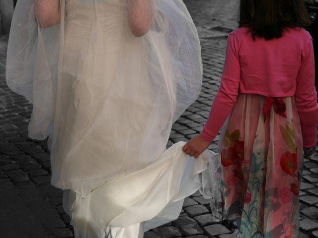 Il matrimonio di Pierfrancesco e Chiara a Roma, Roma 5