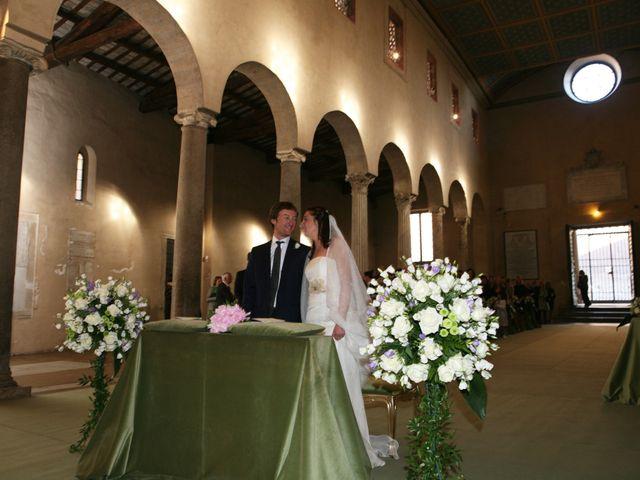 Il matrimonio di Pierfrancesco e Chiara a Roma, Roma 11