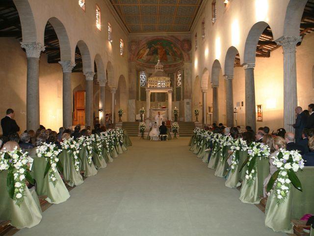 Il matrimonio di Pierfrancesco e Chiara a Roma, Roma 12
