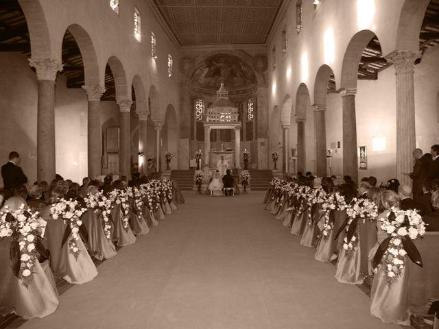 Il matrimonio di Pierfrancesco e Chiara a Roma, Roma 13
