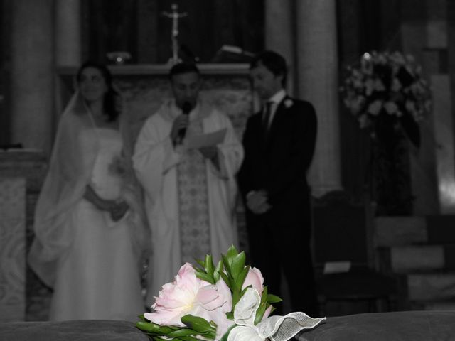Il matrimonio di Pierfrancesco e Chiara a Roma, Roma 14